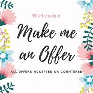 Other - All offers accepted or countered!